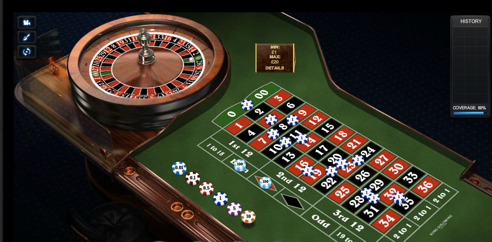 best roulette casinos online