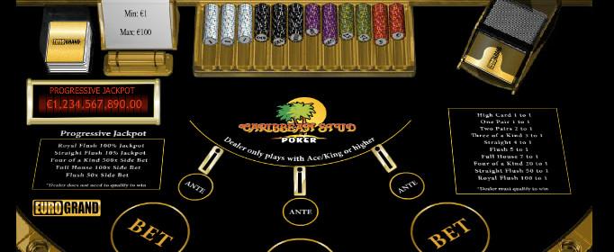 Spiele Caribbean Stud - Video Slots Online