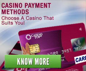 Online Casino Payment Options 2019   Best Methods to Use