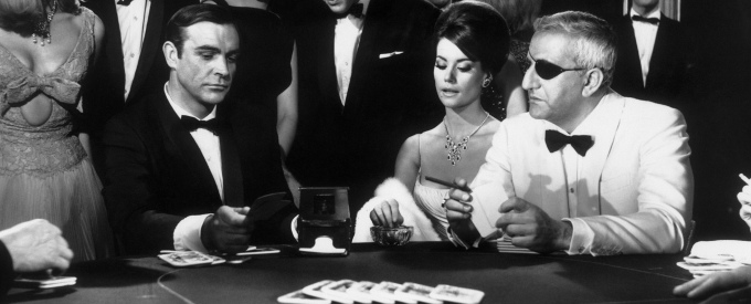 James Bond and Baccarat