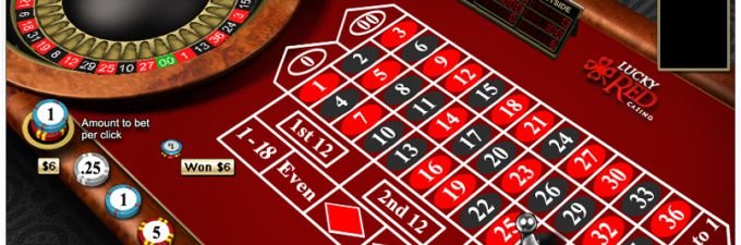 Best Lucky Red Casino Bonuses - 1