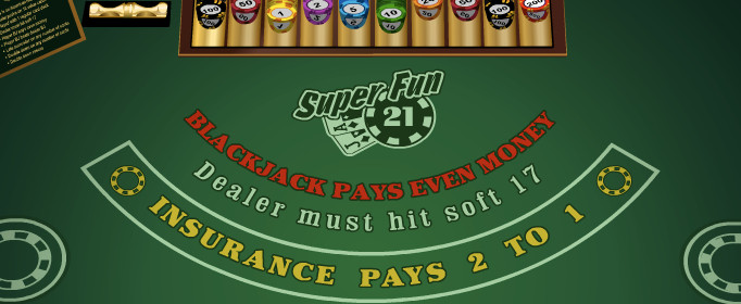 Play Blackjack Super 21 Online at Casino.com Australia