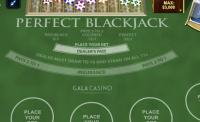 Perfect Pairs Blackjack