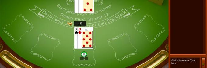Labouchere blackjack strategy