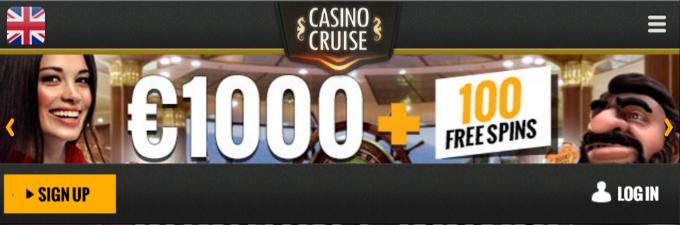 CasinoCruise.com Mobile