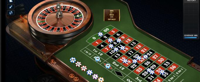 Play American Roulette Online at Casino.com NZ
