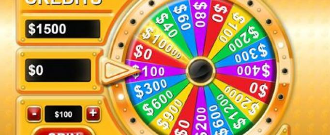 best online casino wheel book