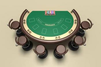 Poker tournament blind timer clock