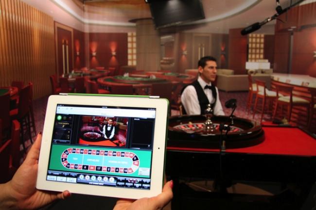ζωντανό παιχνίδι ρουλέτας χαρτοπαικτικών λεσχών
