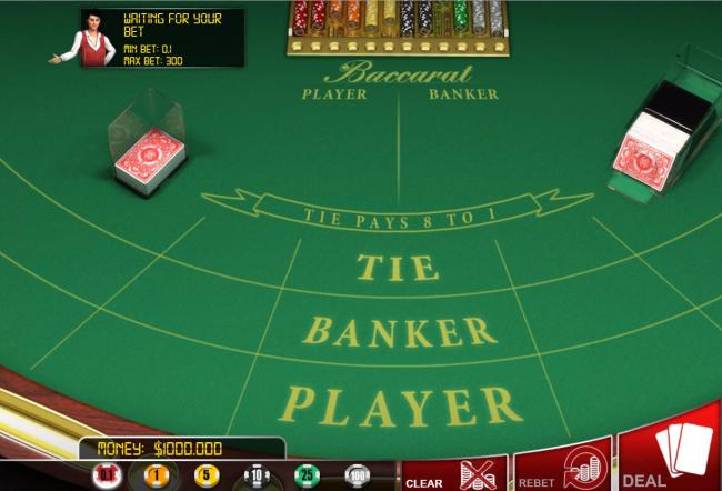 How do you play baccarat online jackpot party casino cheats facebook