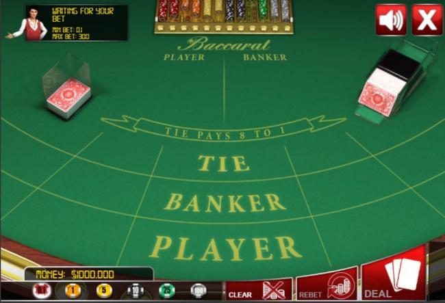 Baccarat gameonline onlinegambling gambling and game fixing in sports