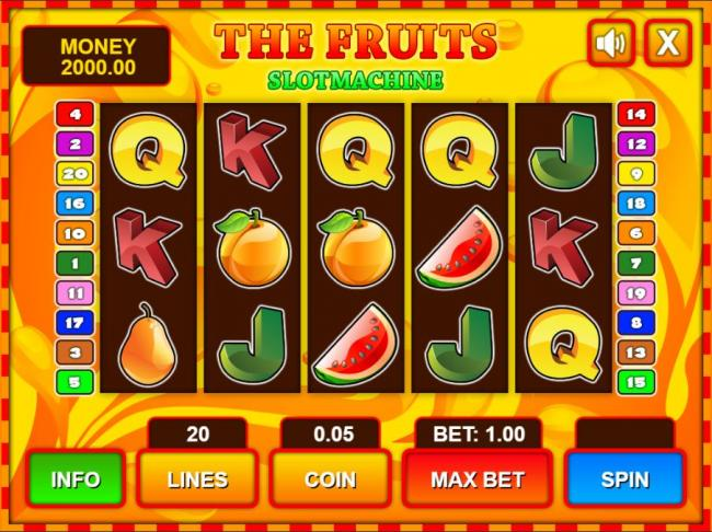 Froot Shoot Slots - Play Now for Free or Real Money