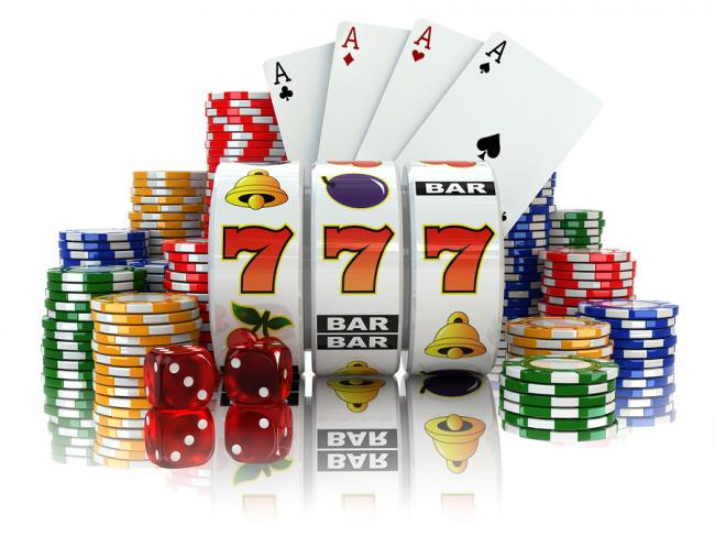 Casino Games: Poker, Blackjack, Roulette, Slots, Baccarat and more