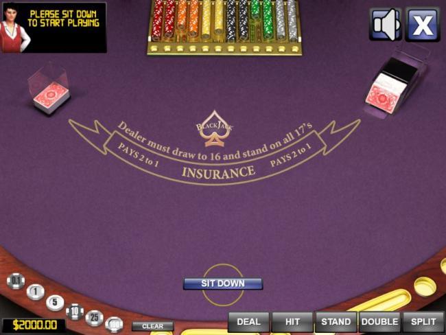 Blackjack online free iphone