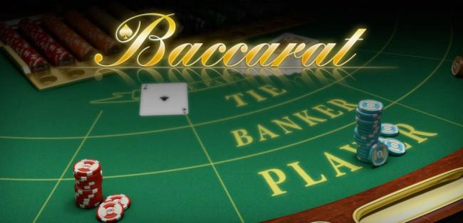 Image result for Baccarat