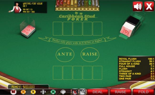 Play caribbean stud poker online navette gratuite toulouse casino