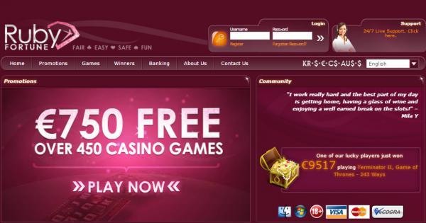 Regular Bonus: €750 First Deposit: €150 First Deposit Match: 100% Minimum Deposit: €250 No Deposit Bonus: €750