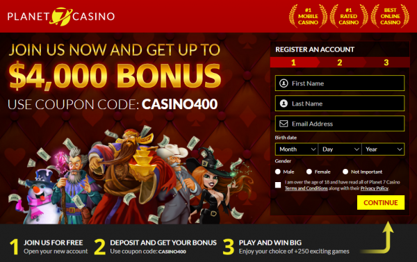 7 Spins Casino Online Review With Promotions & Bonuses