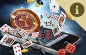 What information would I need to give in order to play in an online casino?