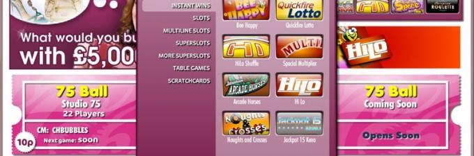 888 Ladies Casino
